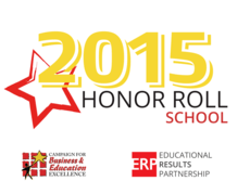 2015 CBEE Honor Roll School